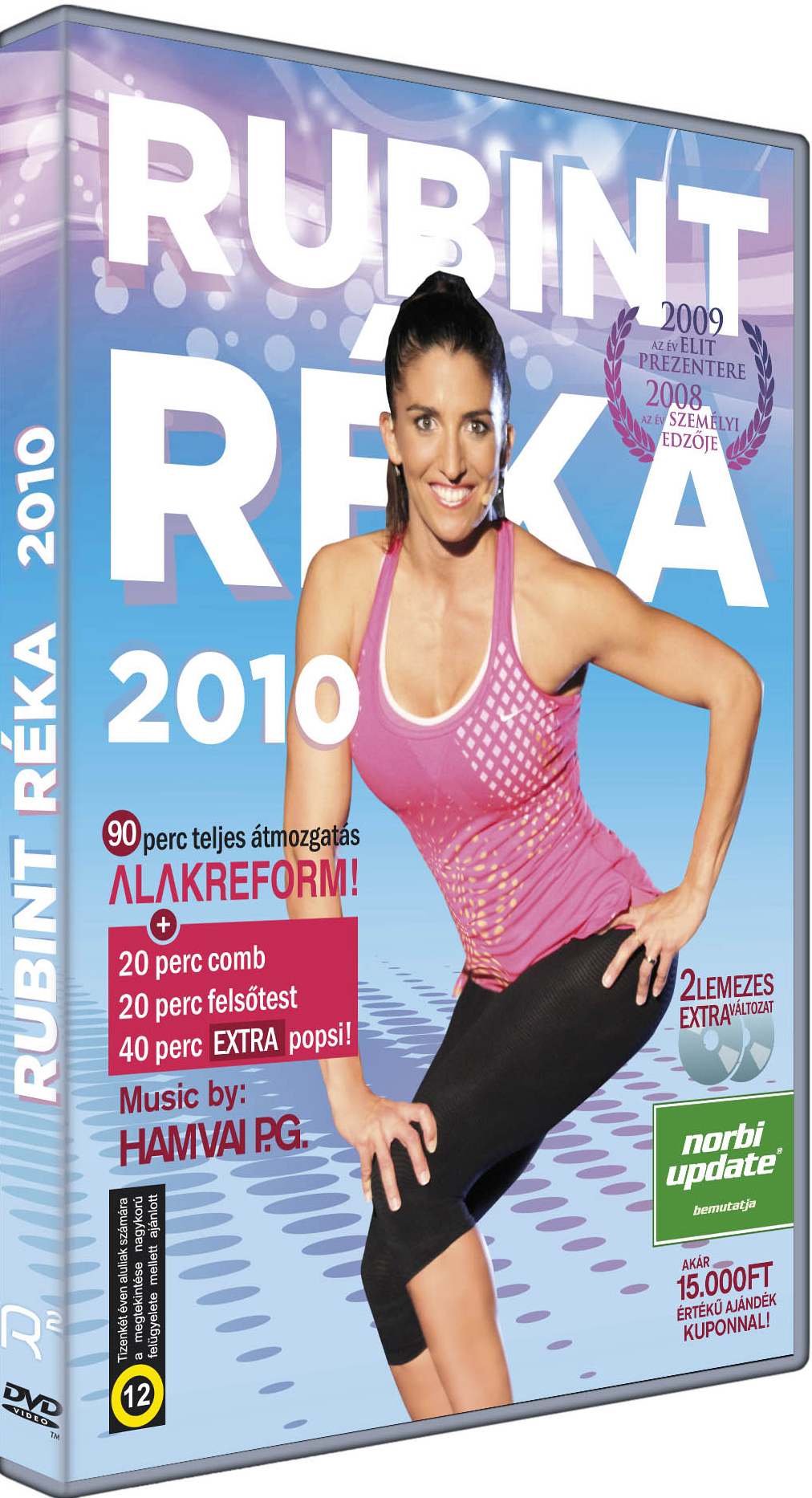 20f6c16b23 dvdabc.hu - DVD WEBSHOP, BLU-RAY WEBSHOP - DVD : RUBINT RÉKA 2010 ...