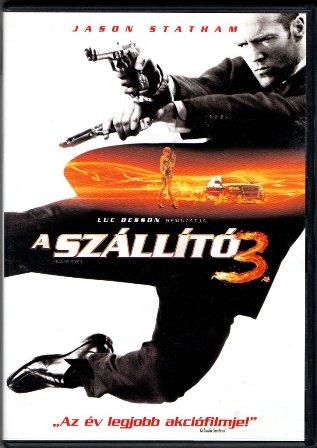 c885245d21 A SZÁLLÍTÓ 3. (ÚJ KIADÁS) THE TRANSPORTER 3. (2008) - AMERIKAI-FRANCIA