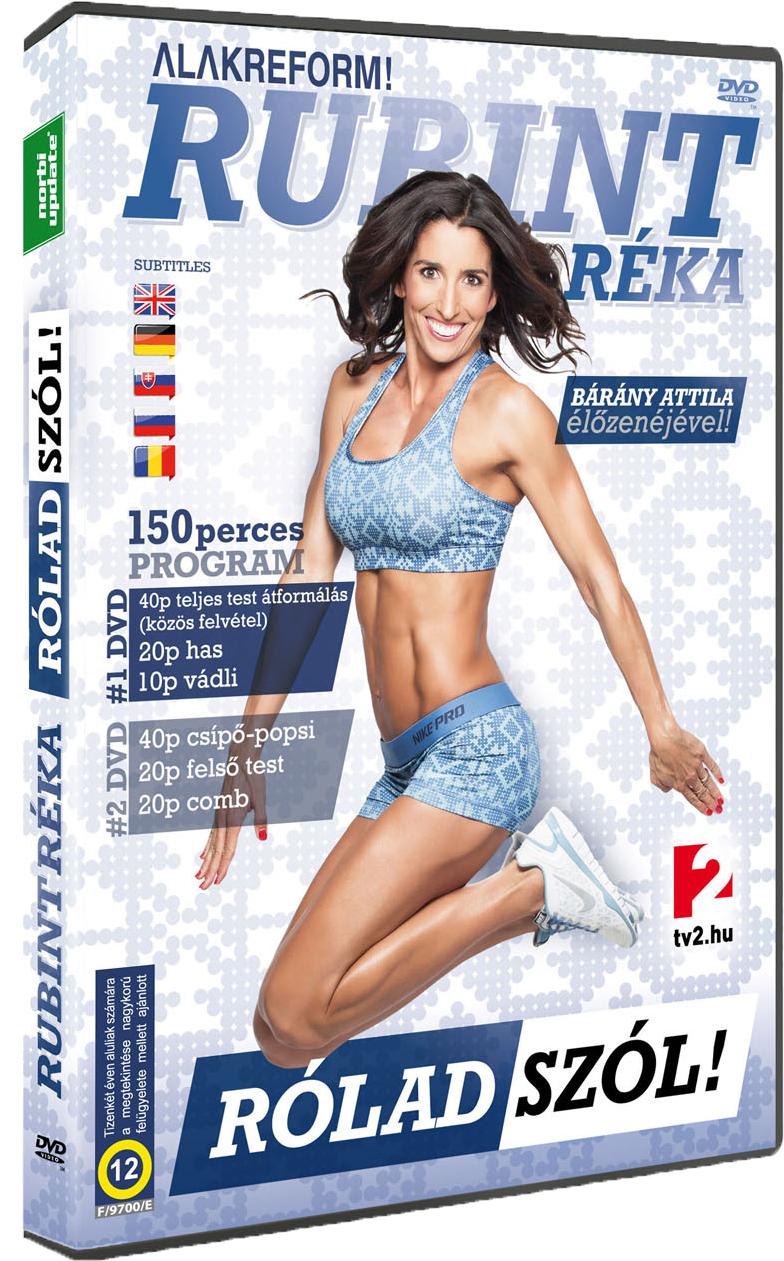 0c131e2e8a dvdabc.hu - DVD WEBSHOP, BLU-RAY WEBSHOP - DVD : RUBINT RÉKA 2012 ...